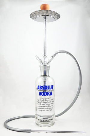 Absolut Vodka Shisha